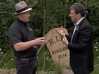 Elm trees interview with Alan Titchmarsh